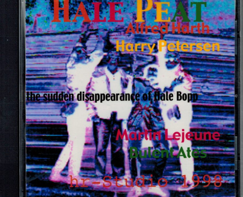 Hale Peat, The Sudden Disappearance Of Hale Bopp, recout, FIM
