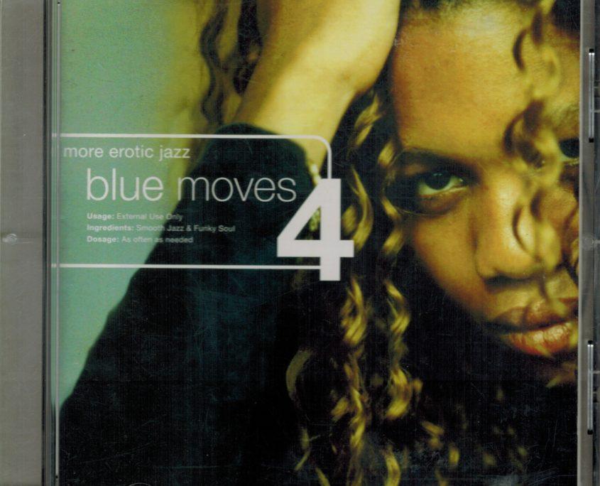 """Danzer/Lejeune Quartett, """"more erotic jazz - blue moves 4"""" - compilation"""