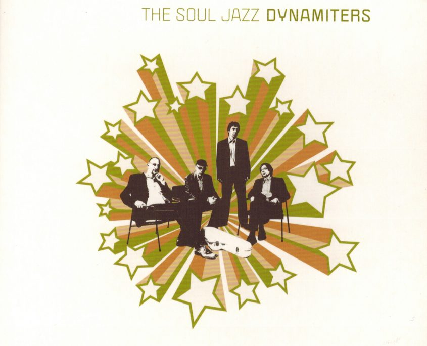 The Soul Jazz Dynamiters