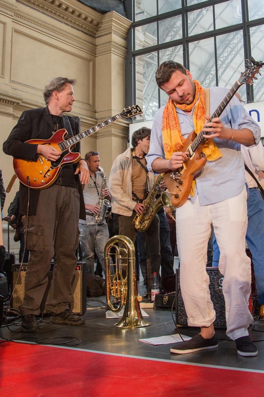 Jazzmob 2015, Martin Lejeune