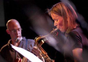 Hessisches Jazzpodium 2010, Brotfabrik, Martin lejeune, John Tchicai