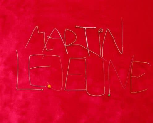 Martin Lejeune Title