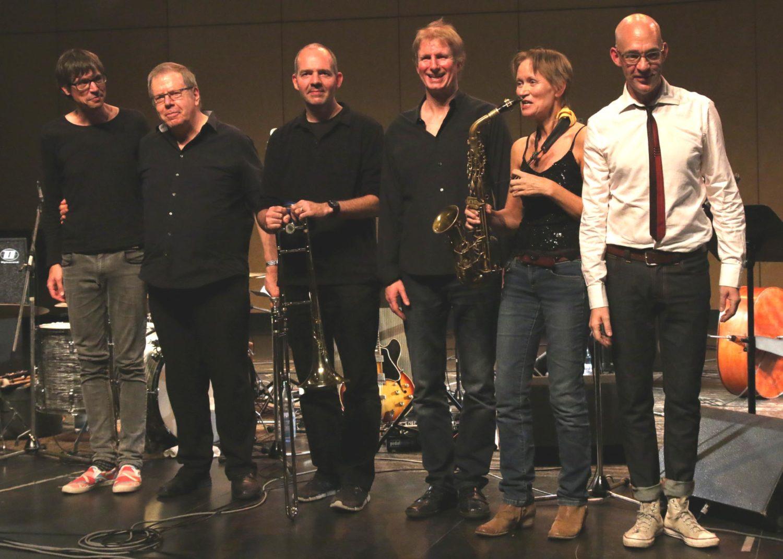 JFK - Jazz Frankfurt Kollektiv, Oli Rubow, Bob Degen, Günther Bollmann, Ralf Cetto, Martin Lejeune