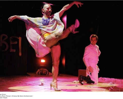 Cabaret, Schauspiel Frankfurt, Martin Lejeune