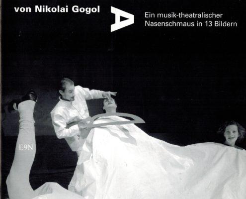 Die Nase, Bühnenmusik Martin Lejeune
