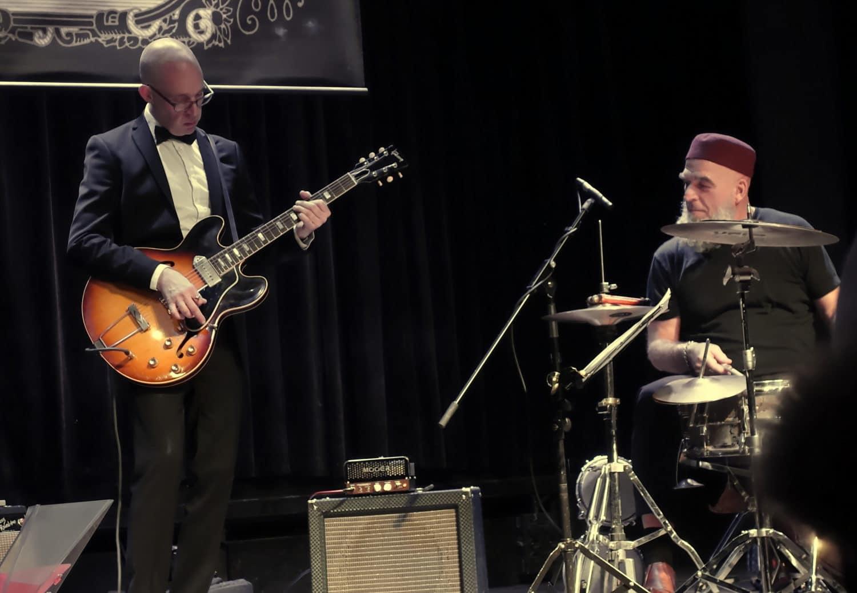Martin Lejeune, Erwin Ditzner, Jazz am Neckar