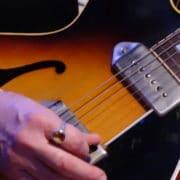 Martin Lejeune, Jazzgitarre, jazzguitar