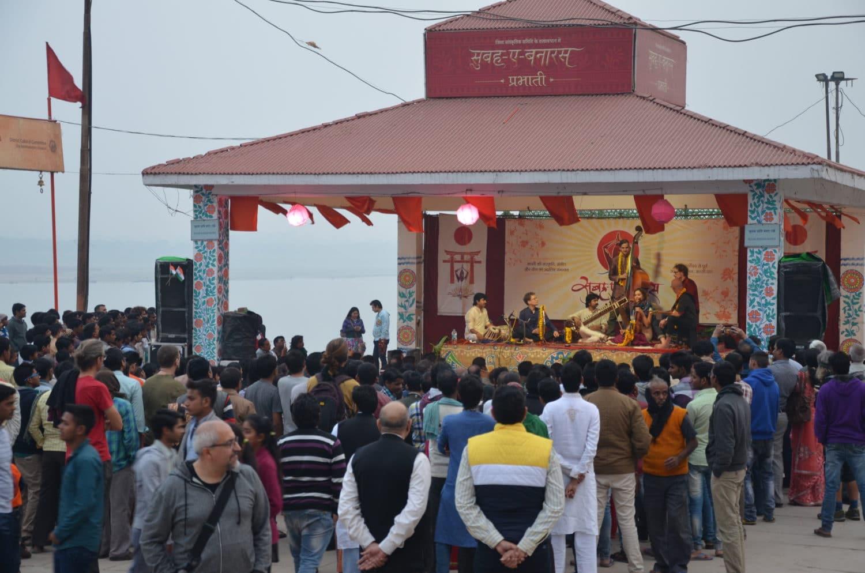 Neckarganga, Martin Lejeune, Varanasi India