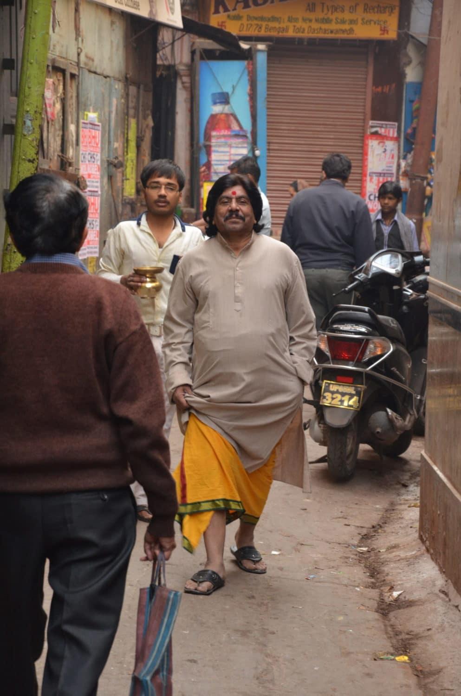 Tabla Guru Keshvav Rao Nayak, Varanasi