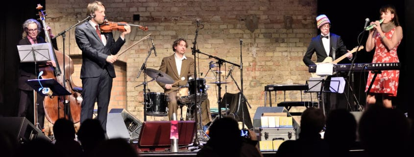Bändi, Martin Lejeune, guitar, pedal steel guitar, Finnischer Tango