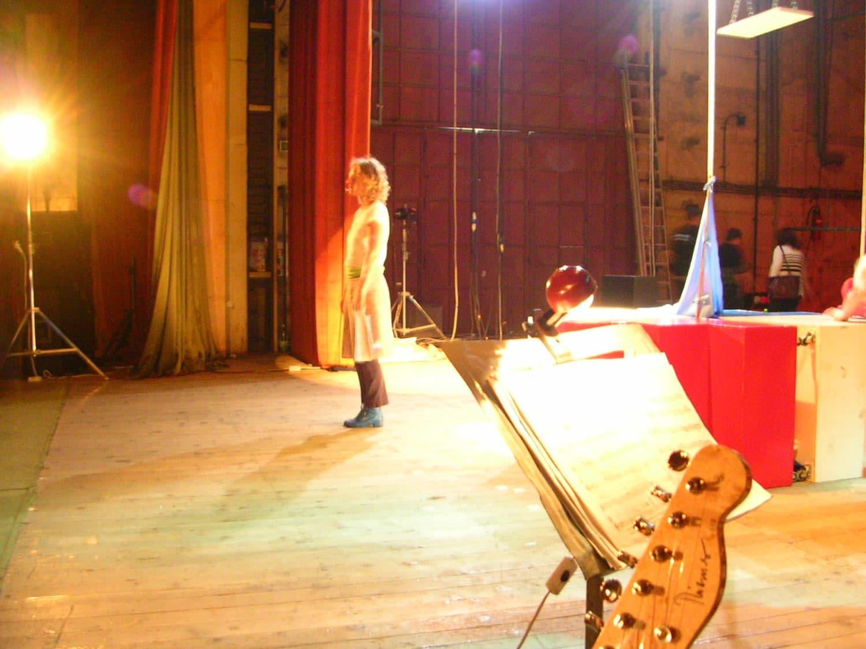Warum das Kind in der Polenta kocht, Gastpiel Sibiu, Theaterfestival, Martin Lejeune