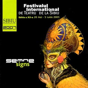 Martin Lejeune, Sibiu Theaterfestival