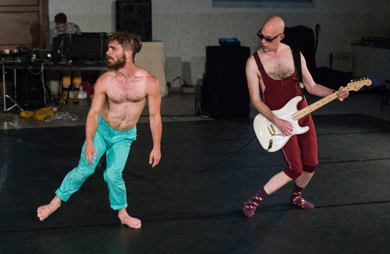 Martin Lejeune, Tobias Weikamp, EGO, La Trottier Dance Collective