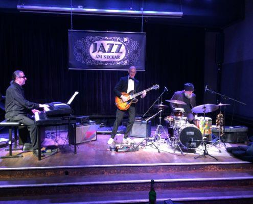 Jazz am Neckar, Martin Lejeune, Erwin Ditzner, Paata Demurishvillie