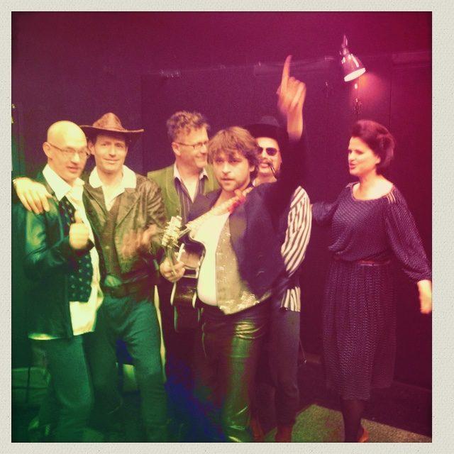 Angela Elsässer, Jens Hunstein, Martin Lejeune, Uwe Oberg, David Tröscher, Enik, Svas Hakan Mican, Wozeck, Staatstheater Mainz