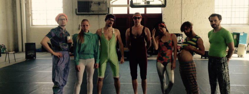 La Trottier Dance Collective, Steffen Dix, Katharina Wiedenhofer, Peter Hinz, Martin Lejeune, Michelle Cheung, Tobias Weikamp, Jonas Frey