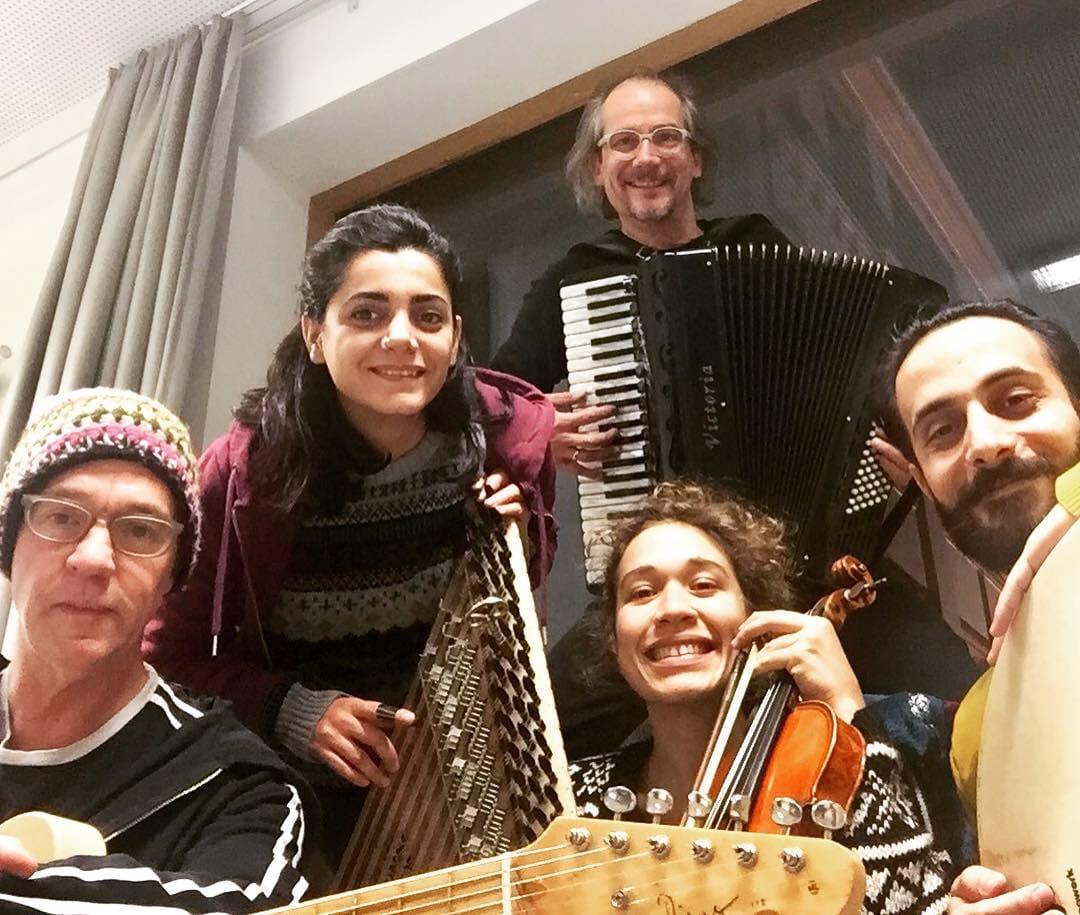 Orchester Arabisches Rössel