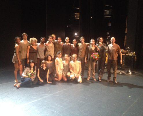 Pure, Kevn O'day Ballett Mannheim, Bühnenmusik Martin Lejeune