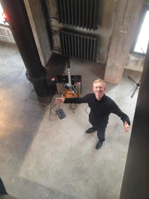 Jazz im Tankturm, Martin Lejeune, Steffen Weber