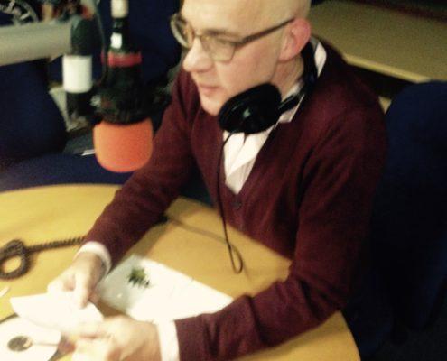 Martin Lejeune, Radio Rheinwelle