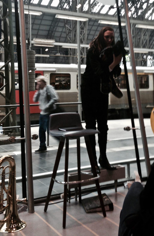Wenig Theater: Saskia Taeger