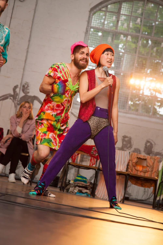 Michelle Cheung, Tobias Weikamp, EGO, La Trottier Dance Collective, Martin Lejeune