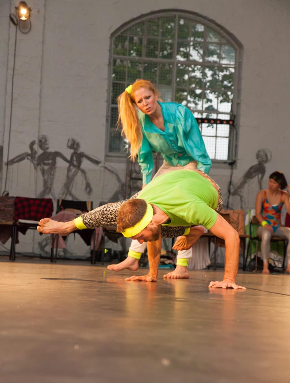 Katharina Wiedenhofer, Tobias Weikamp, EGO, La Trottier Dance Collective, Martin Lejeune