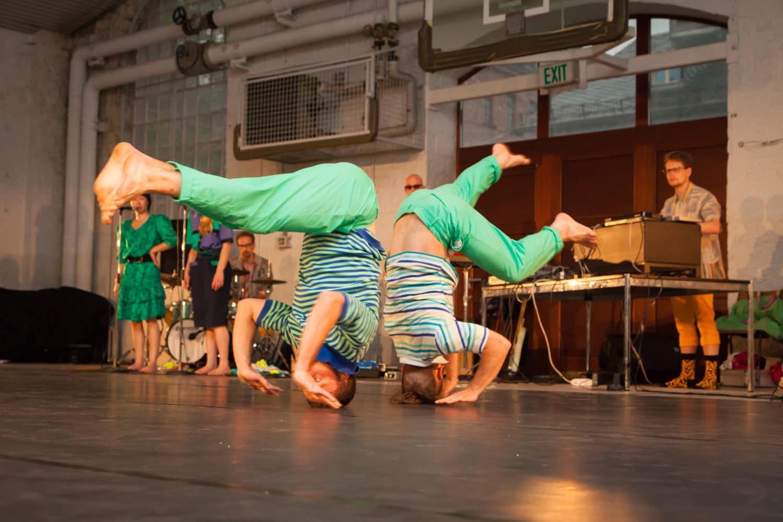 EGO La Trottier Dance Collective, Tobias Weikamp, Jonas Frey; Martin Lejeune
