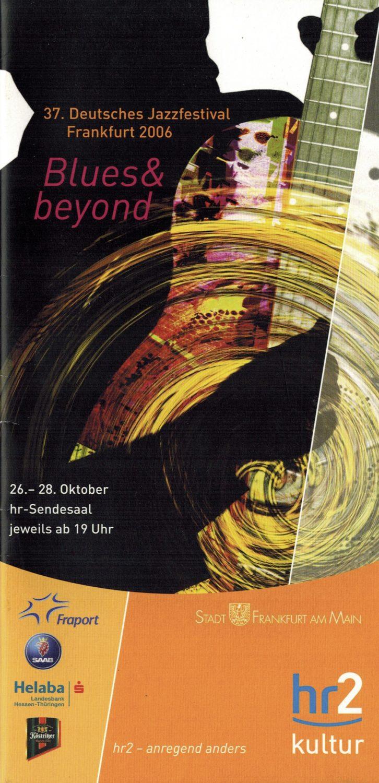 Jazzfestival 2006 Programm