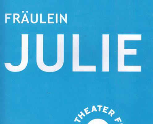 Fräulein Julie, Martin Lejeune, Bühnenmusik, Robin Telfer, Theater Freiburg