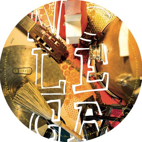No Lega CD-Label