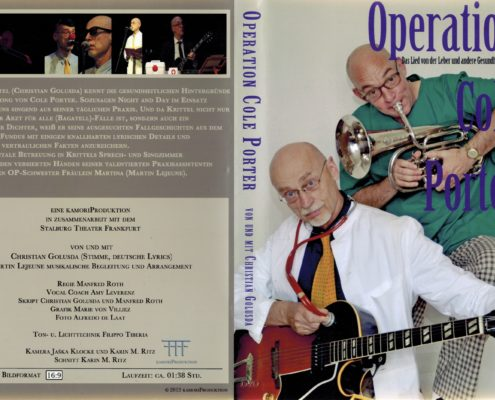 Operation Cole Porter, Martin Lejeune, Christian Golusda