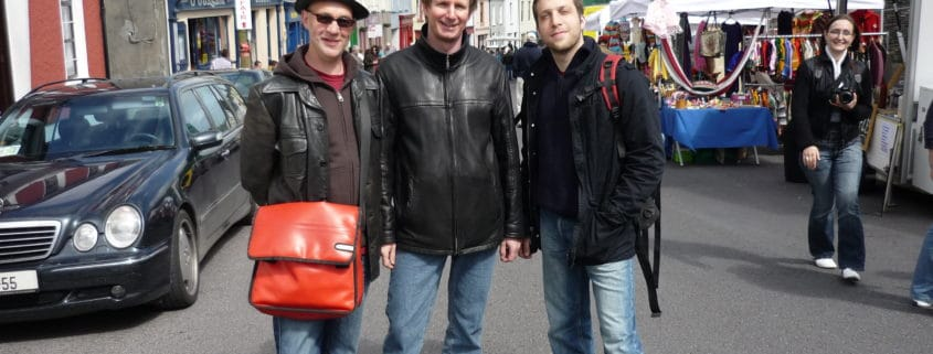 Balleydehopp Jazzfestival, Martin Lejeune, Ulli Schiffelholz, Ralf Cetto