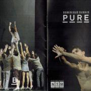Pure, Kevin O'Day Ballett Mannheim, Domique Dumais, Peter Hinz, Martin Lejeune