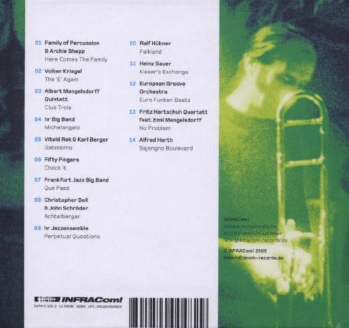 Frankfurt Sound Compilation, Martin Lejeune