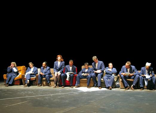 besitznichtbesitz, Heike Scharpf, Bühnenmusik Martin Lejeune, Ina Kleine-Wiskott