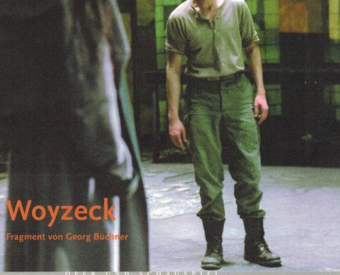 Woyzeck, Wuppertaler Bühnen, Robin Telfer, Bühnenmusik Martin Lejeune